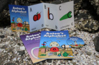 Anton's Alphabet '2-Book with Frieze' Pack